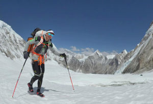 Ueli Steck död vid Mount Everest