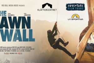 Nu visas The Dawn Wall-filmen i Sverige